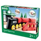 BRIO Bahn Acht Set - Classic Line