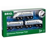 BRIO Shinkansen Personenzug