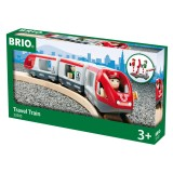 BRIO Roter Reisezug
