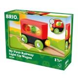 BRIO Mon premier wagon lumineux