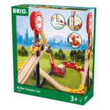 BRIO Achterbahn Set ( Fun Park )