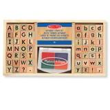 Melissa & Doug Alphabet-Stempelsortiment