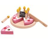 PlanToys Geburtstagskuchen Set