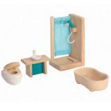 PlanToys Puppenmöbel Badezimmer