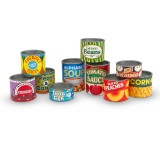 Melissa & Doug 14088 CANNED FOOD PLAY SET