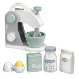Kids Concept Mixer-Set weiß/ grau
