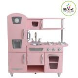 KidKraft Rosa Retro-Küche - AUS RETOURE (2)