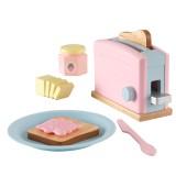 Kidkraft Set de tostadora en colores pasteles