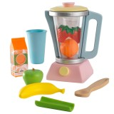 Kidkraft Smoothieset in pastelkleuren