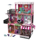 KidKraft Maison de poupées Loft à Brooklyn