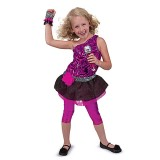 Melissa & Doug 18506 Costume da Rock Star