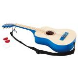 Hape Gitarre in Blau