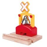 Hape Automatisches  Eisenbahn-Glockensignal