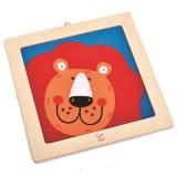 Hape Laughing Lion Embroidery Kit - E5103