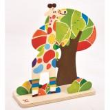 Hape Pomaluj-To-Sam, żyrafa - E5109