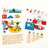 Hape Find and Count Colors - E6301