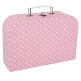 Jabadabado Tee-Set aus Blech im Koffer Pink
