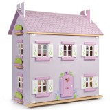 Le Toy Van Lavender House NEW LOOK
