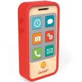 Janod Smartphone Holz mit Funktionen