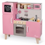 Janod  Maxi wooden children's kitchen Macaron