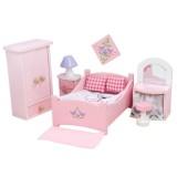 Le Toy Van Sugar Plum slaapkamer