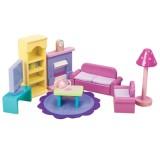 Le Toy Van Sugar Plum Wohnzimmer