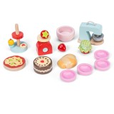 Le Toy Van Make and Bake ' Doll's House Kitchen Accessory Pack