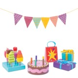 Le Toy Van Party-Accessoires für das Puppenhaus