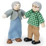 Le Toy Van Puppenset Großeltern