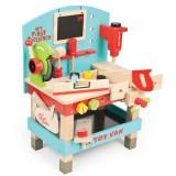 Le Toy Van mijn eerste werkbank