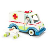 Le Toy Van Krankenwagen Set