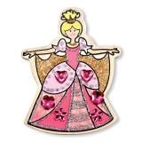 Melissa & Doug magnete principessa