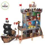 KidKraft 63284 Piraten Bucht Spiel-Set