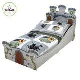 KidKraft Medieval Castle Toddler Bed 76279