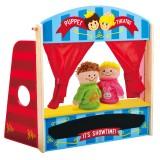 Hape E1044 Puppentheater