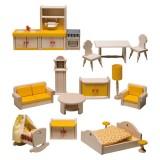 Rülke Puppenhausmöbel - Set