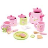 Teeservice rosa