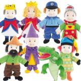 "Beleduc Hand Puppet Set ""Puppetshow"" - 40318"