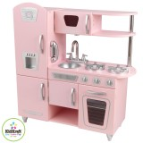 KidKraft Rosa Retro-Küche