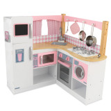 KidKraft 53185 cucina ad angolo grand gourmet