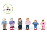 KidKraft Doll Family of 7  65202