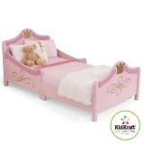 KidKraft Princess Toddler Bed 76139