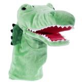 Heunec Handpuppe Krokodil