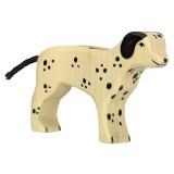 Holztiger Spielfigur Dalmatiner