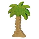 Holztiger Palme, klein