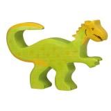 Holztiger Spielfigur Saurier Oviraptor