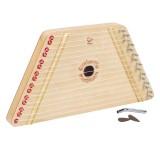 Hape Musikinstrumente Singende-Harfe