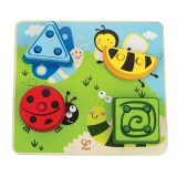 Hape Sortierspiel Kleine Tierwelt E0425