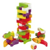 Hape E1008 Stacking Veggie Game