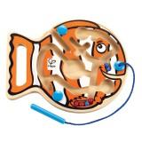 Hape Motorikspiel Dicker Fisch